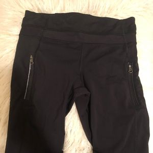 7/8 mesh panel lululemon leggings